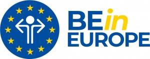 Be in Europe logo 300x119